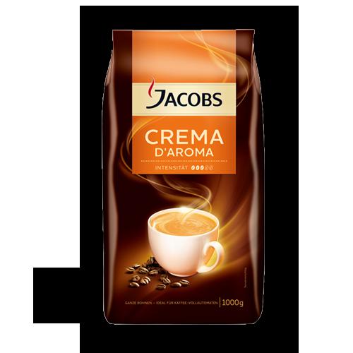 Jacobs Creme D Aroma ganze Bohne 1kg