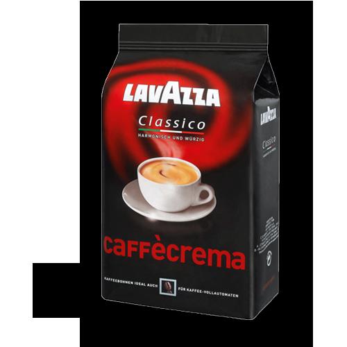 Lavazza Classico Caffe-Crema ganze Bohne 1kg