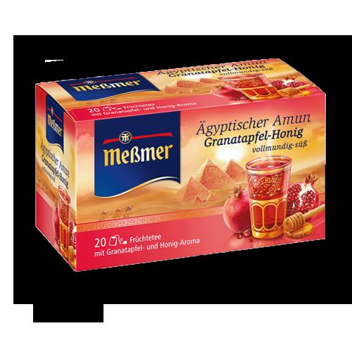 Meßmer Ägyptischer-Amun-Granatapfel-Honig 20er