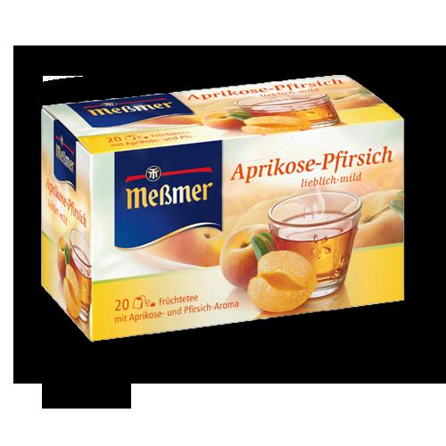 Meßmer Aprikose-Pfirsich 20er