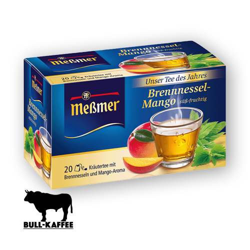 Meßmer Brennnessel-Mango 20er