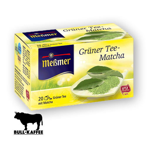 Meßmer Grüner-Tee Matcha 20er
