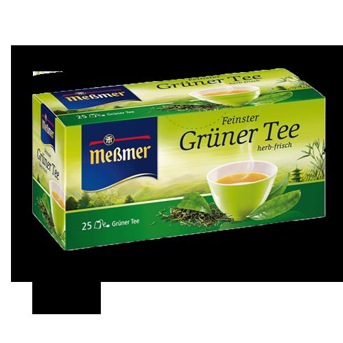 Meßmer Grüner Tee 25er