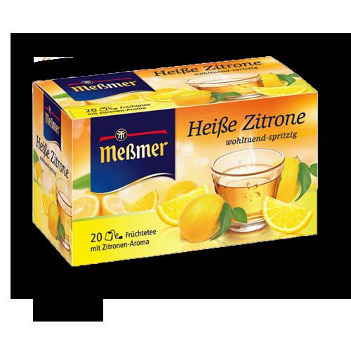Meßmer Heisse-Zitrone 20er