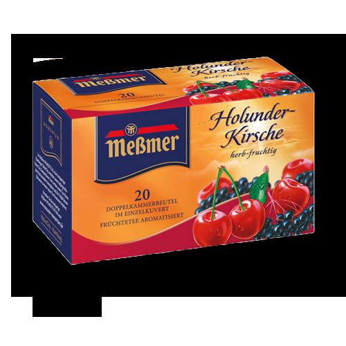 Meßmer Holunder-Kirsche 20er
