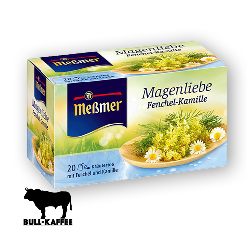 Meßmer Magenliebe Fenchel-Kamille 20er