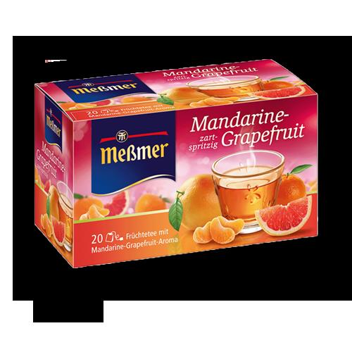 Meßmer Mandarine-Grapefruit 20er