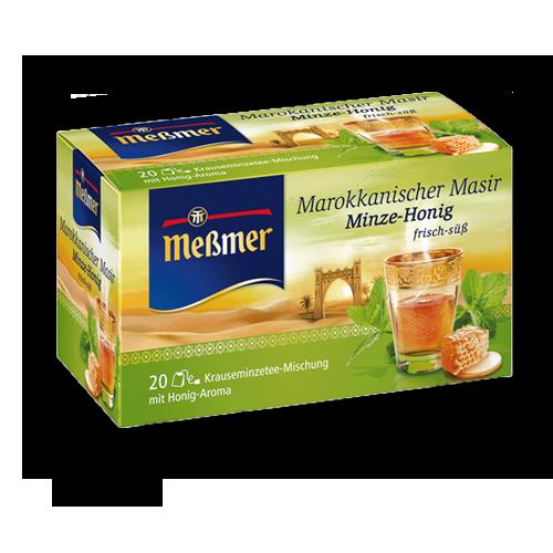 Meßmer Marokkanischer-Masir-Minze-Honig 20er