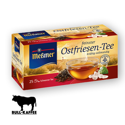 Meßmer Ostfriesen-Tee 25er