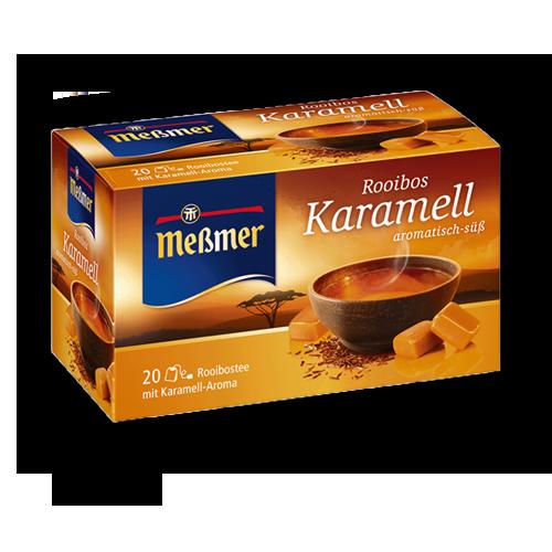 Meßmer Rooibos Karamell 20er