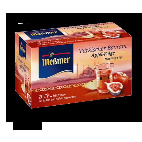 Meßmer Türkischer-Bayram-Apfel-Feige 20er