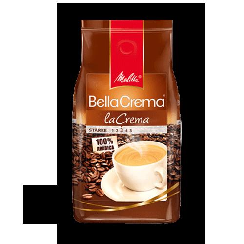 Melitta Bella-Crema-La-Crema ganze Bohne 1kg