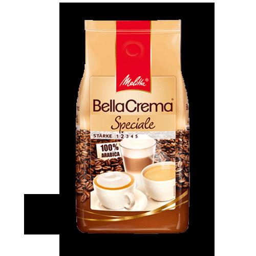 Melitta Bella-Crema-Speciale ganze Bohne 1kg