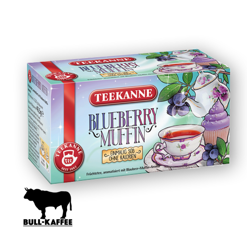 TEEKANNE BLUEBERRY-MUFFIN 18er