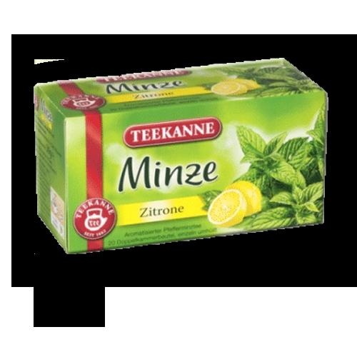TEEKANNE Minze-Zitrone 20er