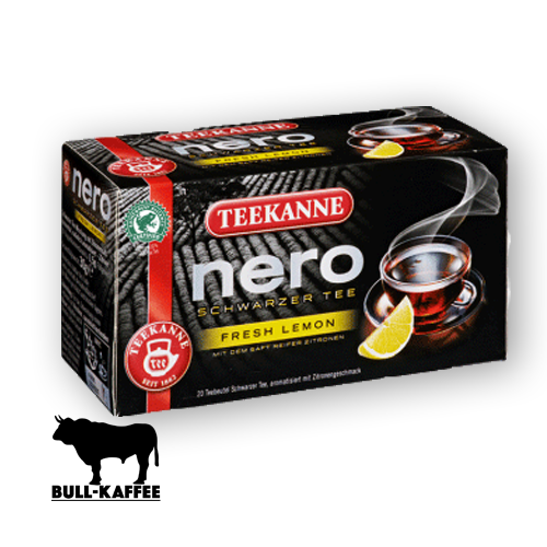 TEEKANNE nero Fresh Lemon 20er