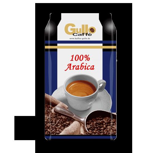 Caffe Gullo 100% Arabica ganze Bohne 1kg