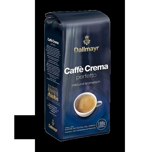 Dallmayr Caffè Crema perfetto ganze Bohne 1kg