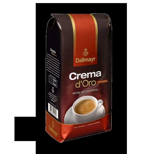 Dallmayr Crema d'Oro Intensa ganze Bohne 1kg
