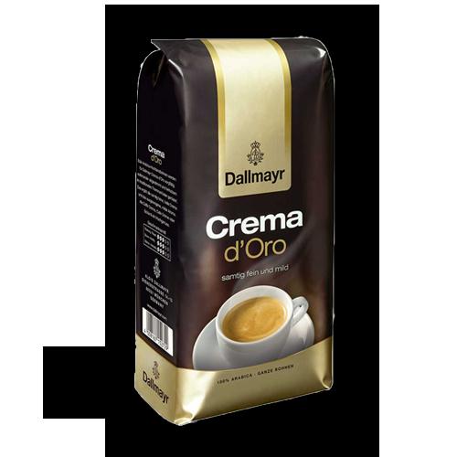 Dallmayr Crema d'Oro ganze Bohne 1kg