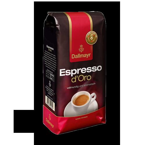 Dallmayr Espresso d'Oro ganze Bohne 1kg
