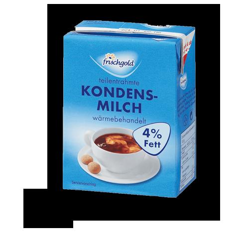 Frischgold Kondensmilch 4% - 340ml