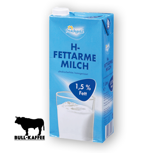 Frischgold fettarme H-Milch 1L