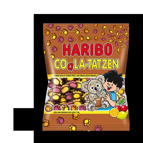 HARIBO Coala-Tatzen 175g