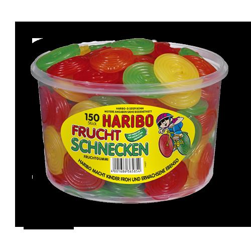HARIBO Fruchtschnecken 1200g