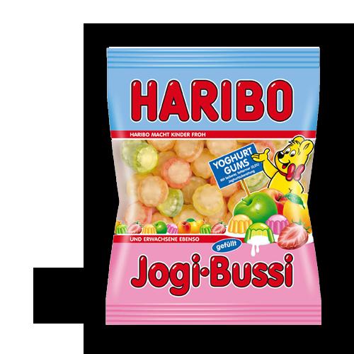HARIBO Jogi-Bussi 200g
