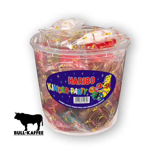HARIBO Kinder-Party Mix 850g