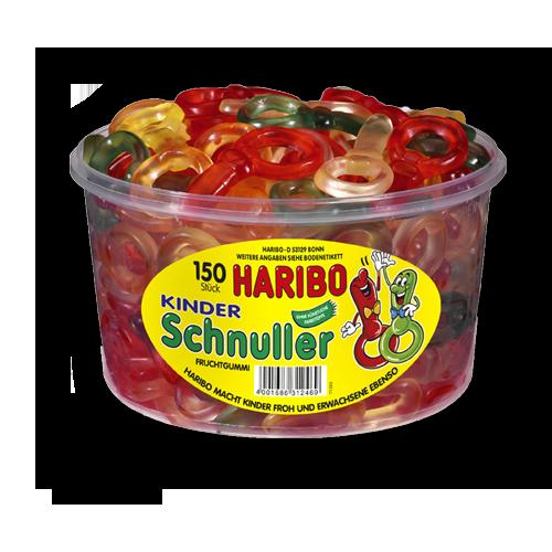 HARIBO Kinder Schnuller 1200g