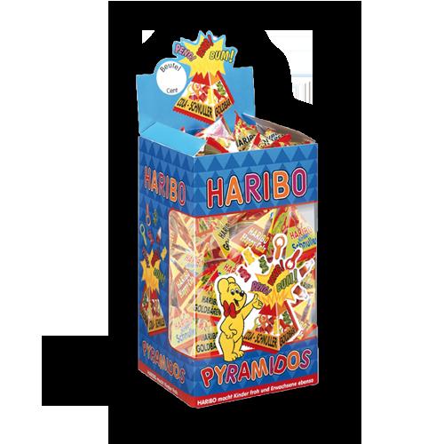 HARIBO Pyramidos Mix 750g
