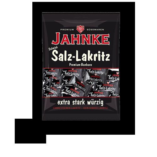 Jahnke Salz-Lakritz Bonbons 125g