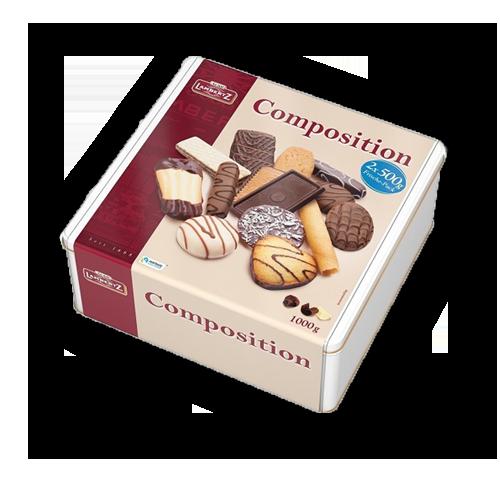Lambertz Composition Gebäckmischung 1000g