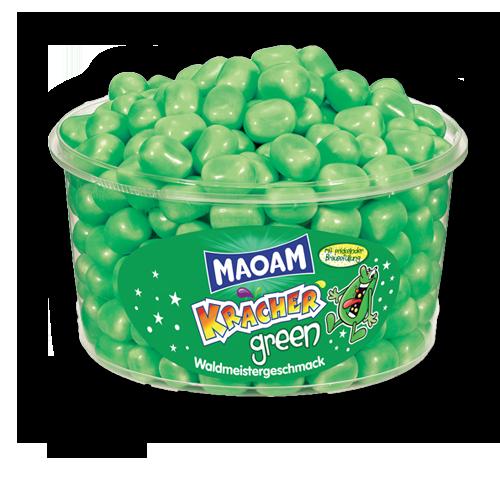 MAOAM Kracher green 1200g