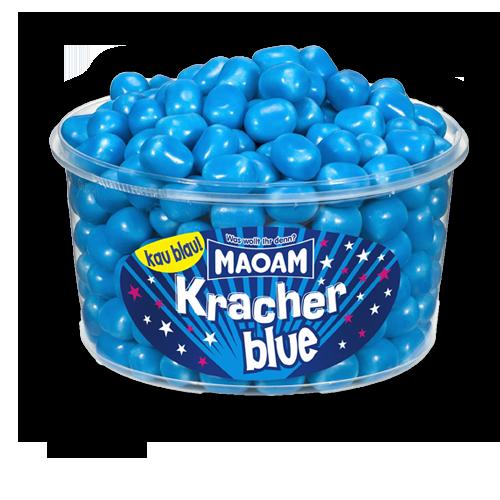 MAOAM Kracher blue 1200g