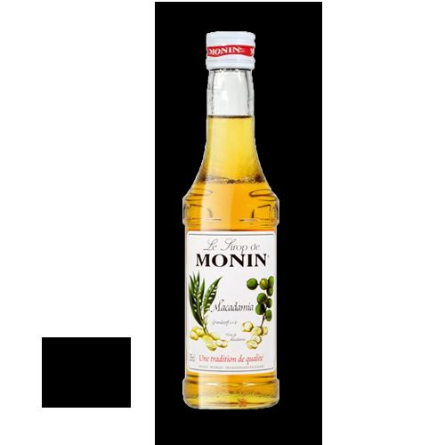 MONIN Macadamia Sirup 250ml