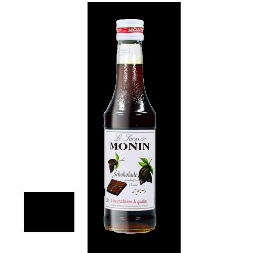 MONIN Schokolade (braun) Sirup 250ml