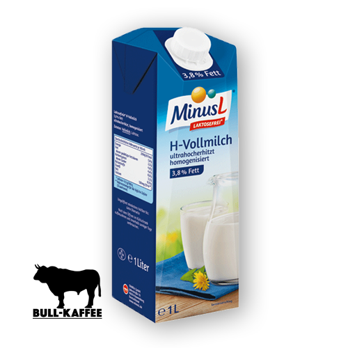 MinusL H-Milch Laktosefrei 1Liter