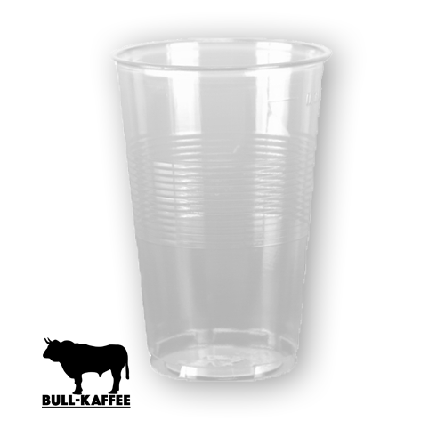 Plastikbecher 400ccm