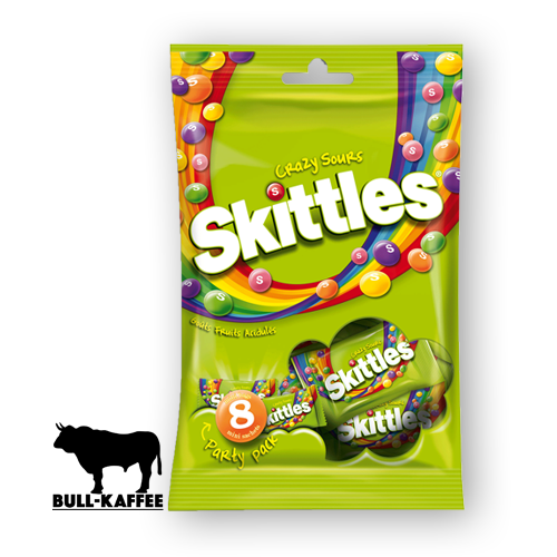 Skittles Crazy-Sours Party Pack