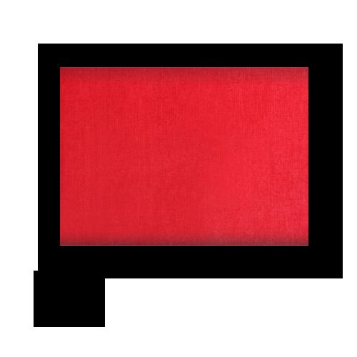 Tischdecke Papstar rot 120x180cm