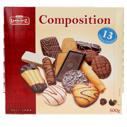 Composition 500g