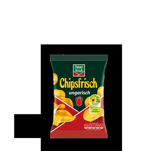 funny-frisch Chipsfrisch ungarisch Minipackung 30g