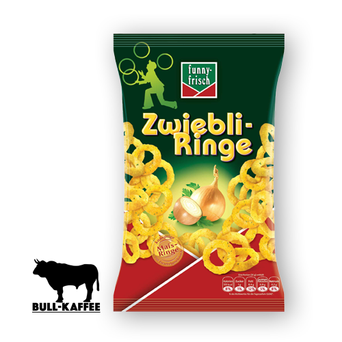 funny-frisch Zwiebli-Ringe 80g