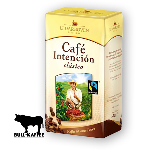 J.J. Darboven Cafe Intencio clasico 500g