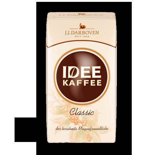 J.J. Darboven Idee-Kaffee Classic 500g