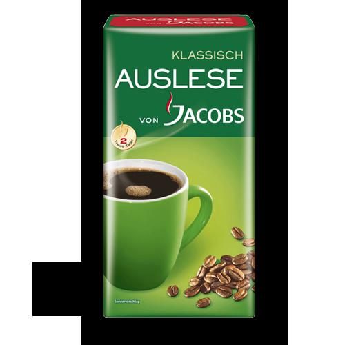 Jacobs Auslese klassisch 500g