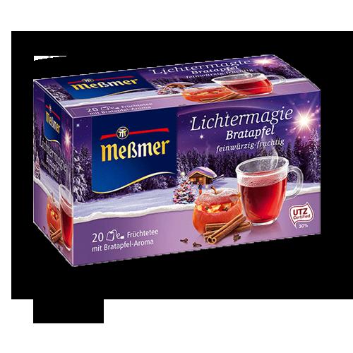 Meßmer Tee Lichtermagie Bratapfel 20er